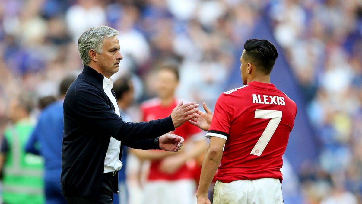Mourinho Khawatir Atas Cedera Alexis SanchezMourinho Khawatir Atas Cedera Alexis Sanchez