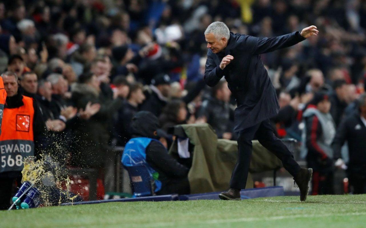 Mourinho Ingatkan Kritiknya Atas Catatanya Di UCL