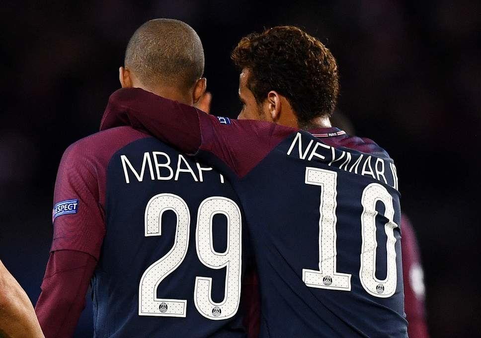 Neymar Dan Mbappe Menjadi Penentu Kemenangan PSG