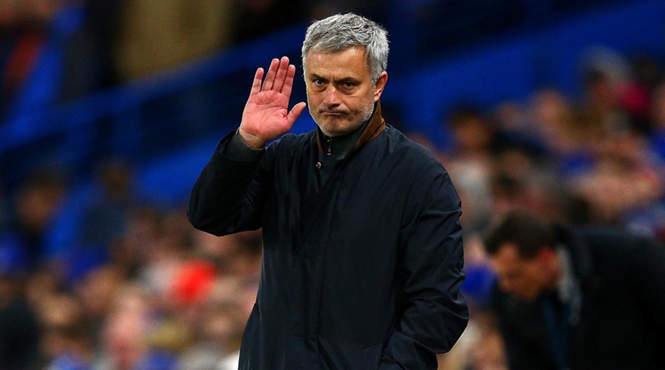 Mourinho Mengulangi Kesalahannya Seperti Di Chelsea