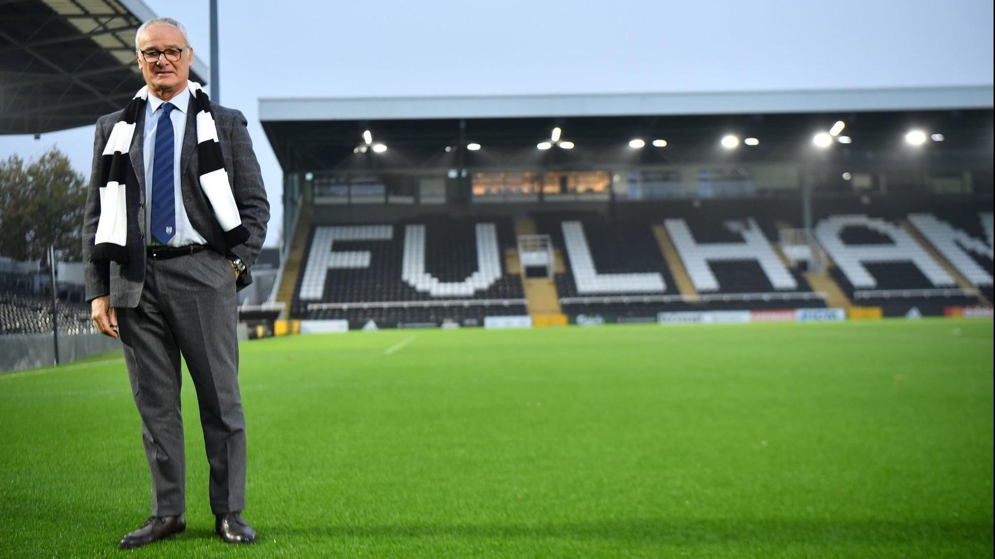 Ranieri Akui Dirinya Gila Karena Telah Menerima Fulham