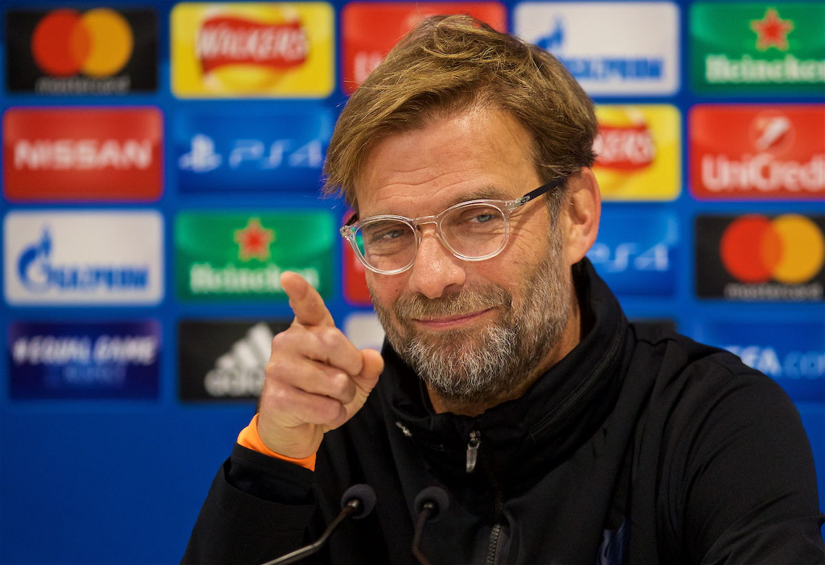 Jurgen Klopp Ingin Fokus Ke Liga Champions