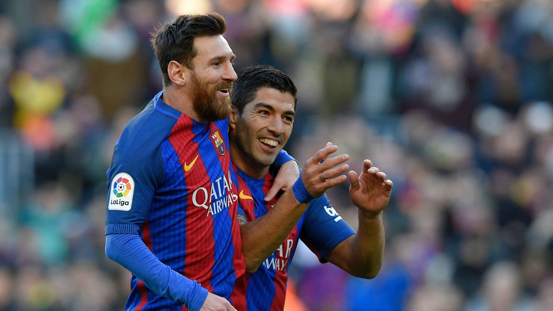 Pique : Messi Dan Suarez Adalah Duo Terbaik