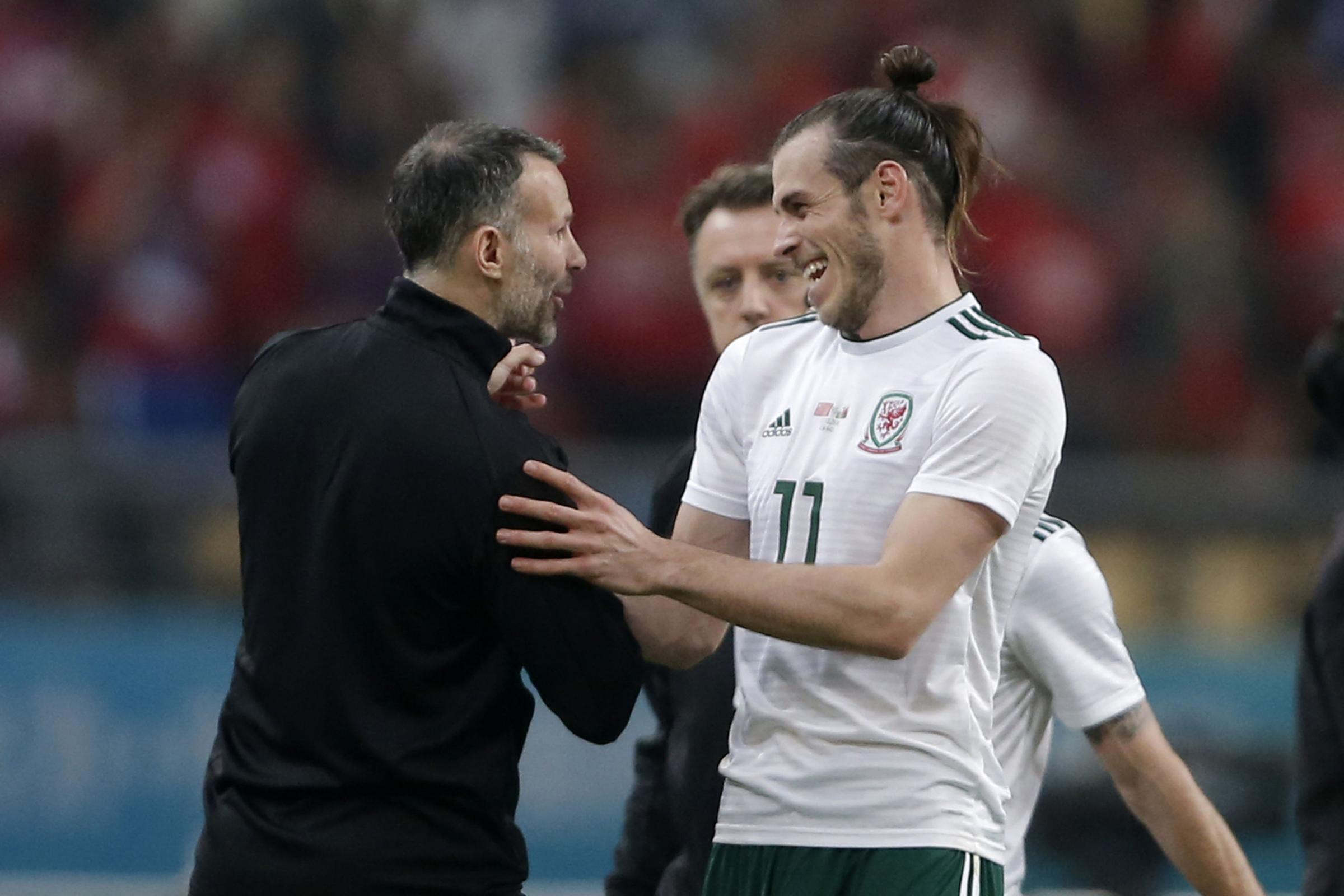Giggs Yakin Situasinya Bale Di Spanyol Tidak Jadi Pengaruh