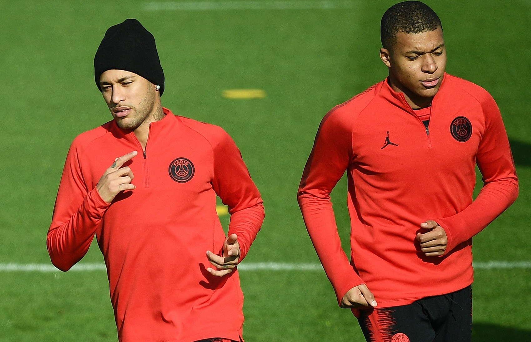 Tuchel Optimis Tentang Neymar Dan Mbappe