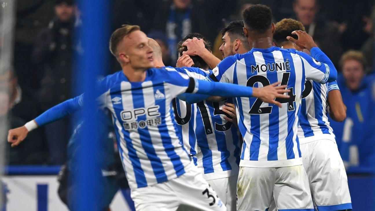 Huddersfield Raih Kemenangan Tipis Atas Fulham