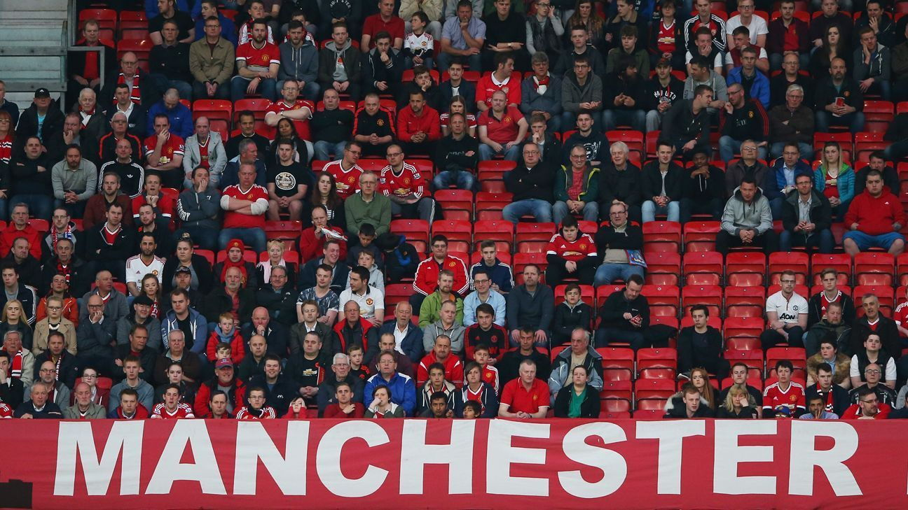 Man United Ingin Tingakatkan Atmosfer Di Old Trafford