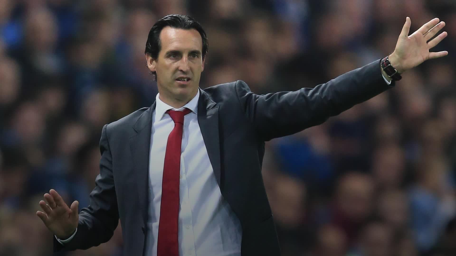 Unai Emery Mau Mengubah Sejarah Arsenal