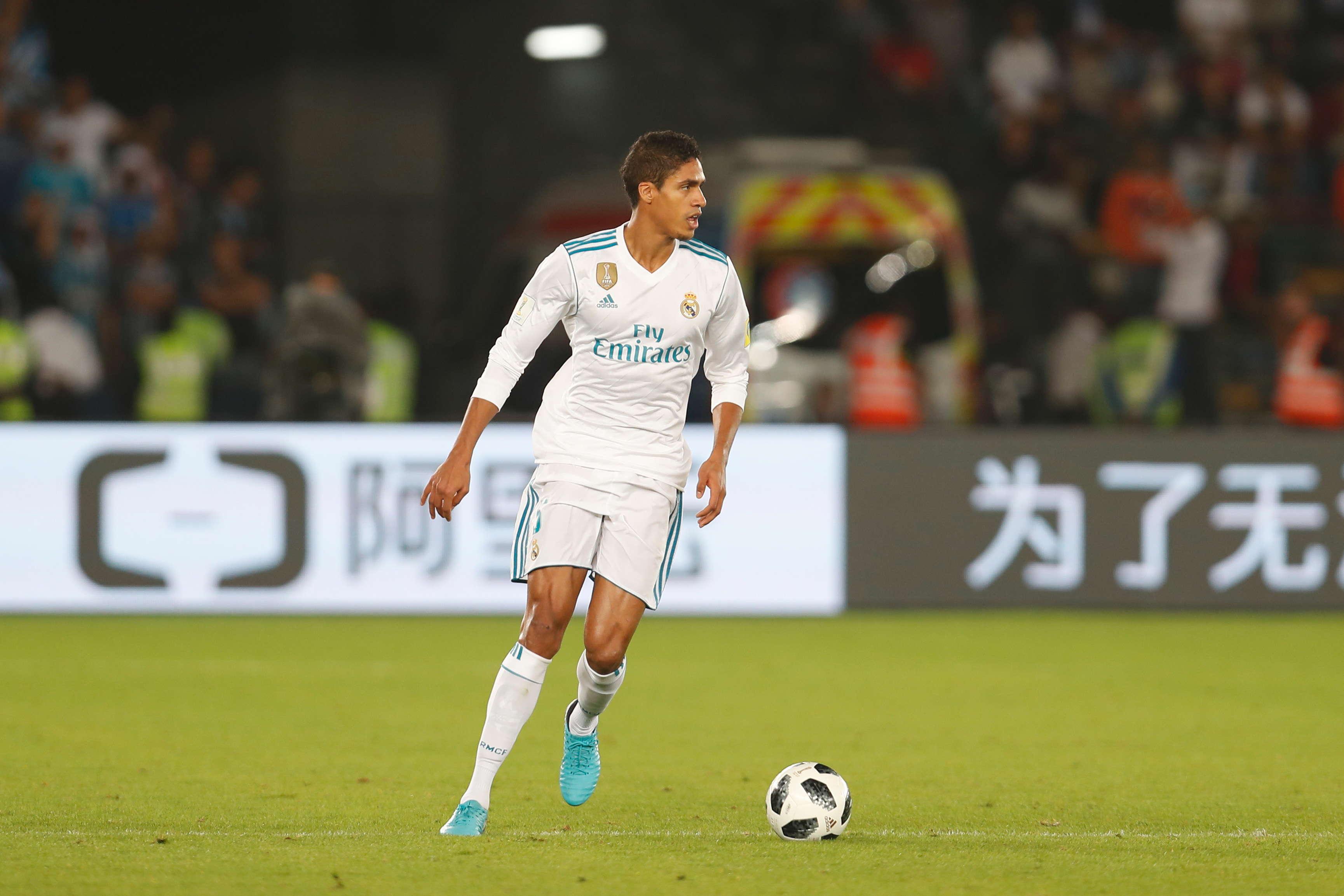 Varane : Real Madrid Memiliki Masalah Besar