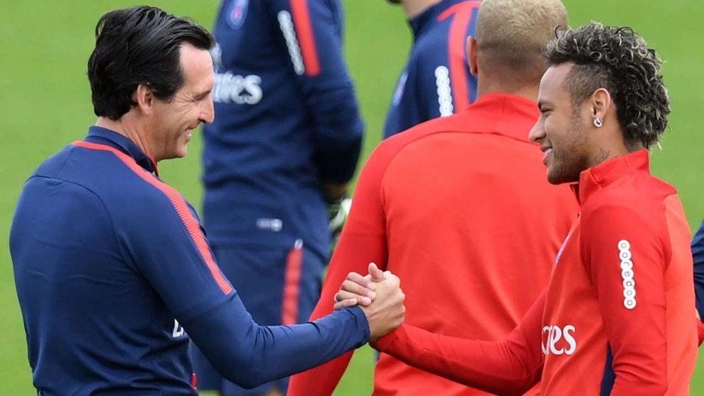 Neymar : Emery Akan Sukses Di Arsenal