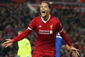 Wijnaldum : Kepemimpinan Van Dijk penting bagi Liverpool
