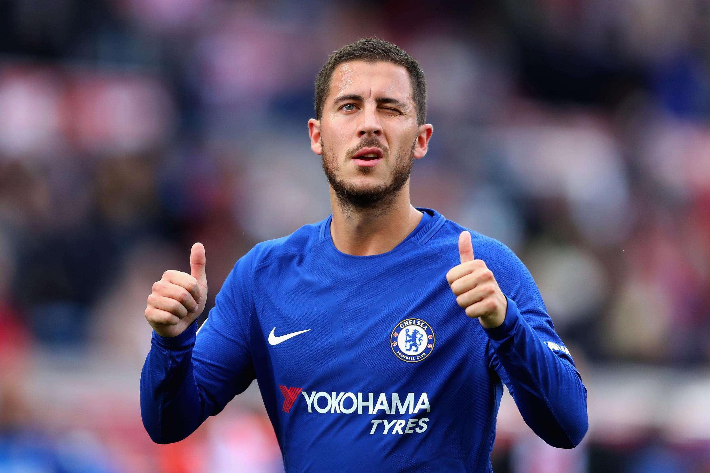 Hazard : Ballon d'Or Bukan Tujuan Bagiku
