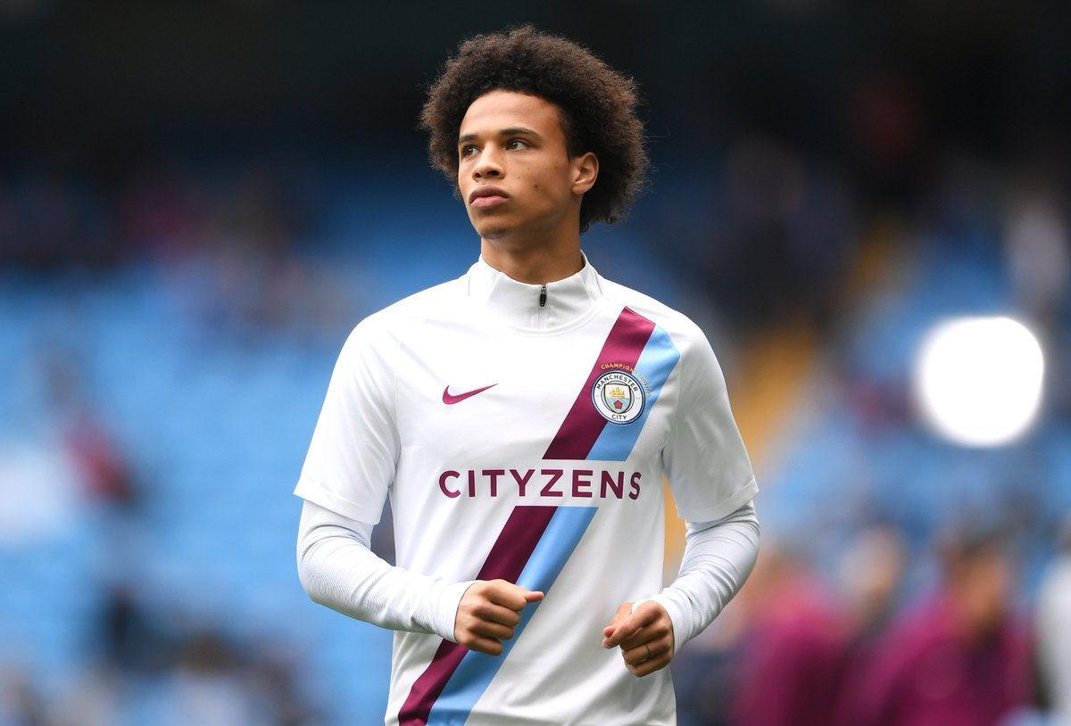 Leroy Sane Menolak Tawaran Man United