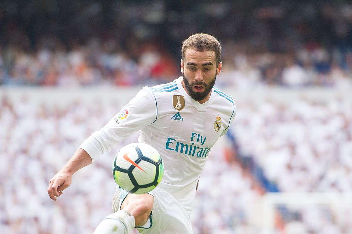 Carvajal : Real Madrid Harus Mengelola Pertandingan