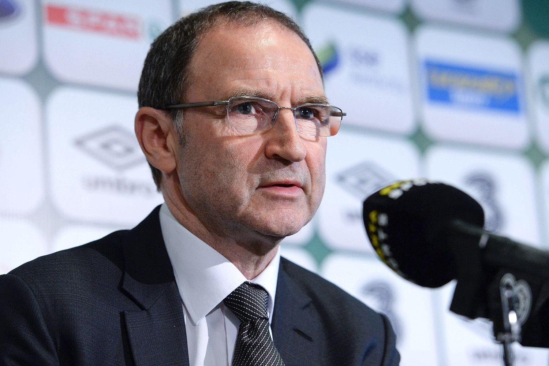 Martin O'Neill Tinggalkan Perannya Sebagai Manajer Irlandia