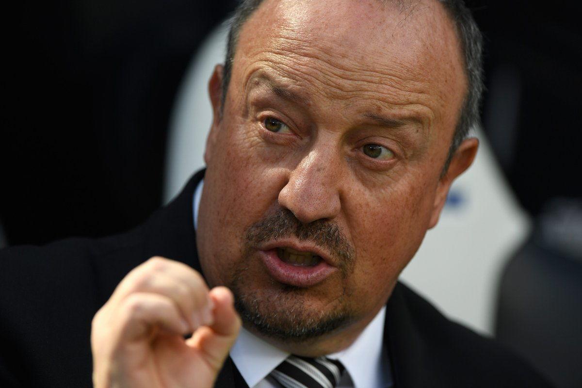 Benitez :Newcastle Lebih Penting Dari Pada Menahan Dirinya