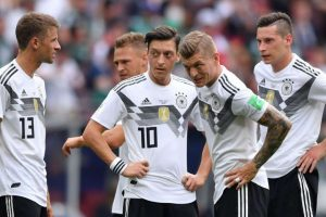 Jerman Peringkat Terbawah Di Nations League
