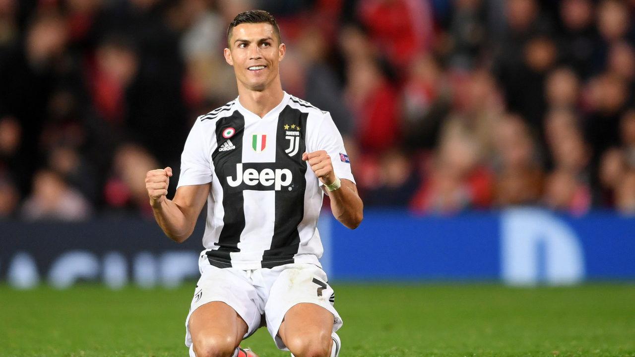 Gol Cristiano Ronaldo Memastikan Kemenangan Juventus