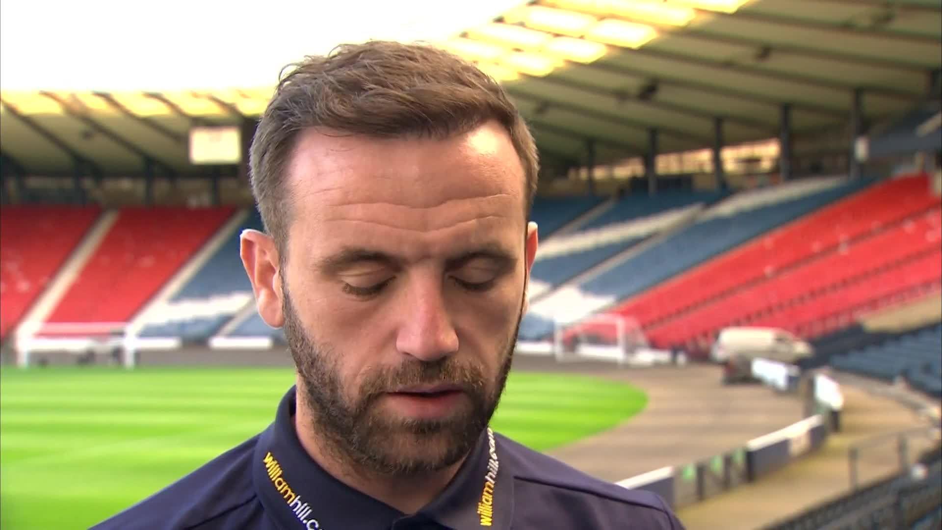 James McFadden : Inilah Kesempatan Skotlandia