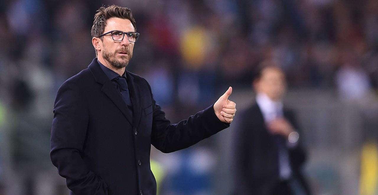 Di Francesco : Roma Dan Madrid Sedang Sulit