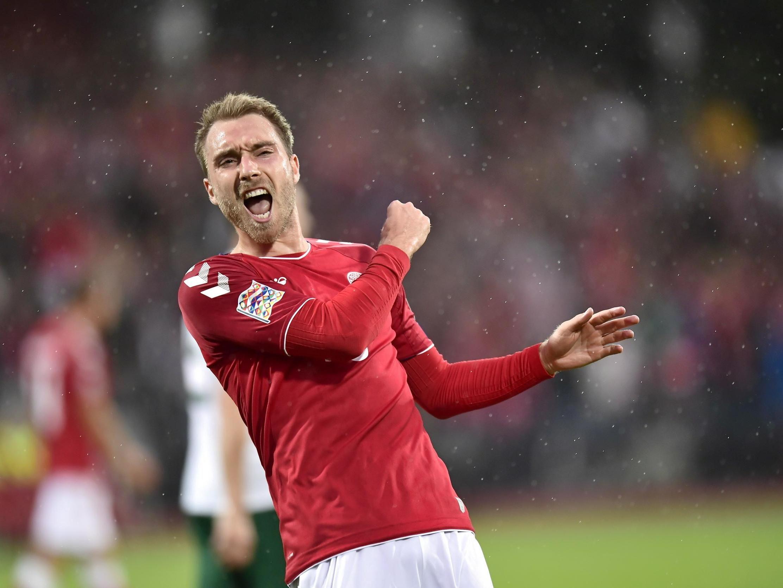 Ryan Giggs : Wales Akan Waspadai Christian Eriksen
