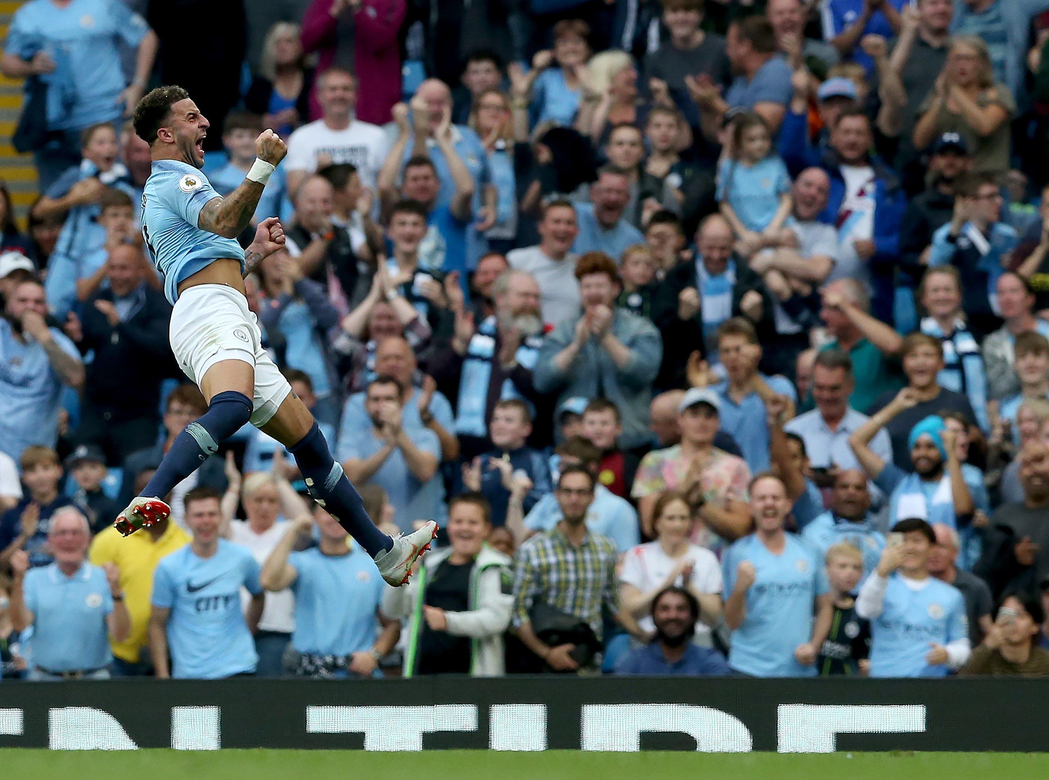 Walker Minta Dukungan Lebih Dari Fans Manchester City
