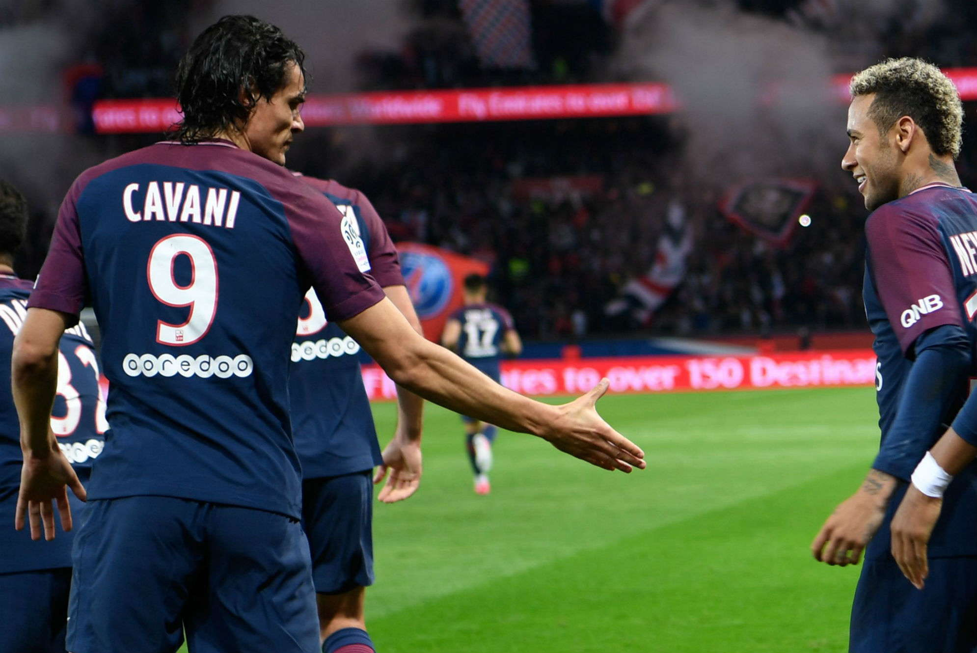Mbappe : Cavani-Neymar Tidak Ada Masalah