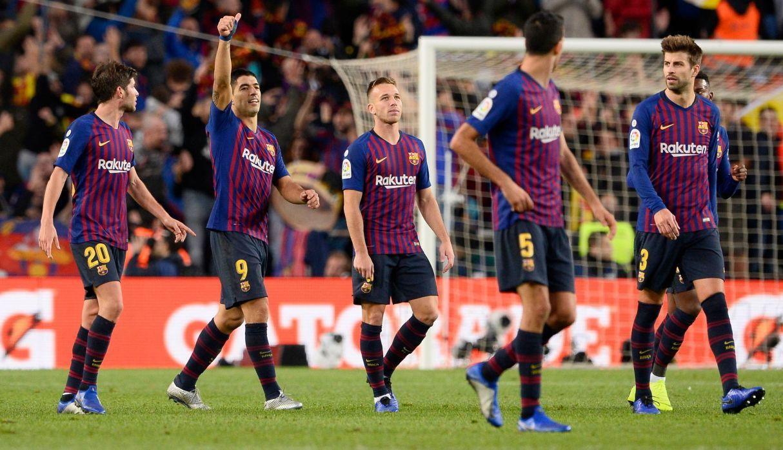 Barcelona Raih Kemenangan Dengan Dua Gol Dramatis