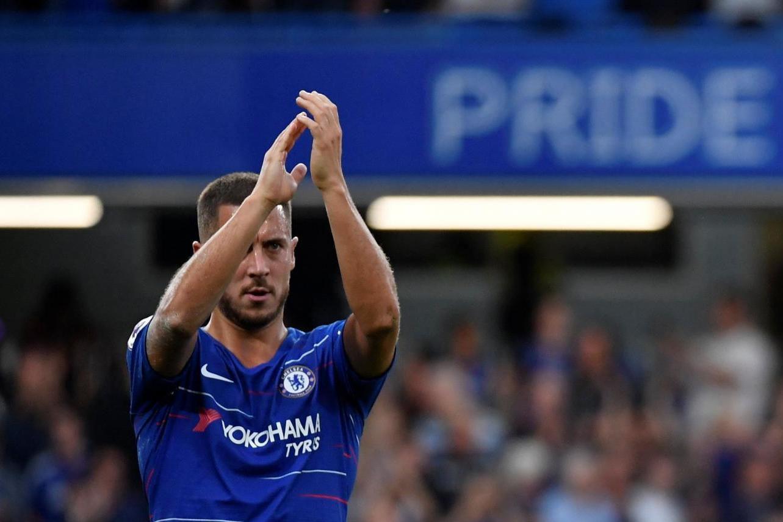 Eden Hazard Tepis Rumor Dirinya Ingin Hengkang Ke PSG