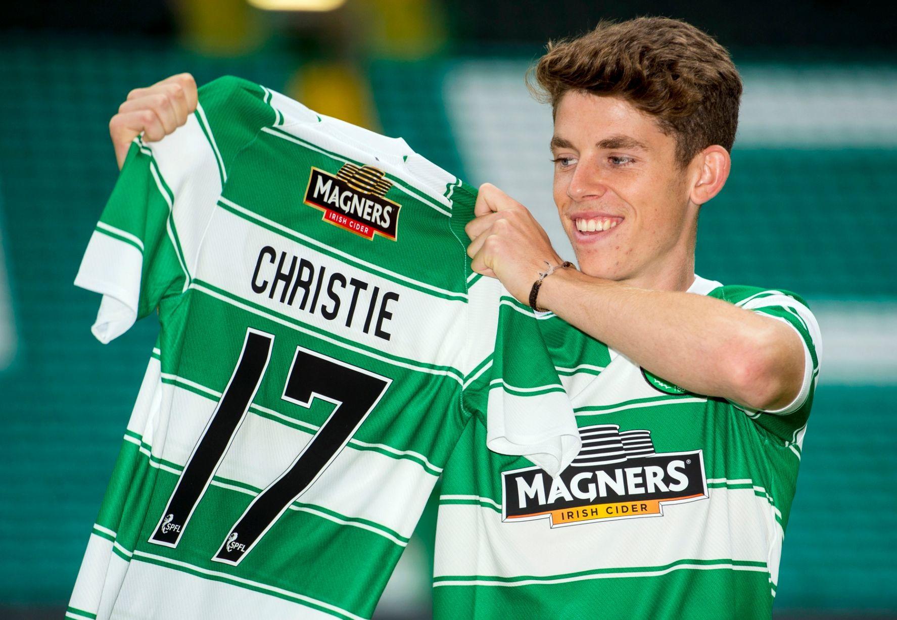 Ryan Christie Sepakat Untuk Kontrak Baru Bersama Celtic