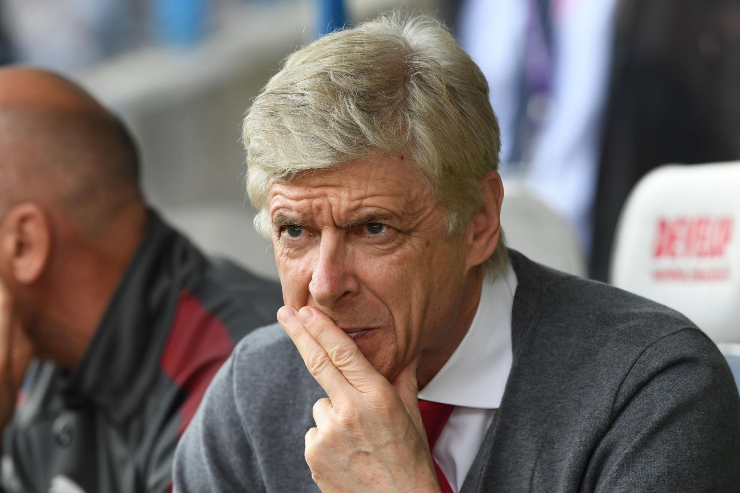 Arsene Wenger Mengaku Dirinya Belum Didekati Real Madrid