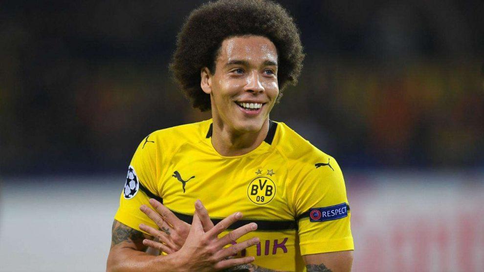 Witsel : Dortmund Sebagai Keputusan Karier Terbaik Saya