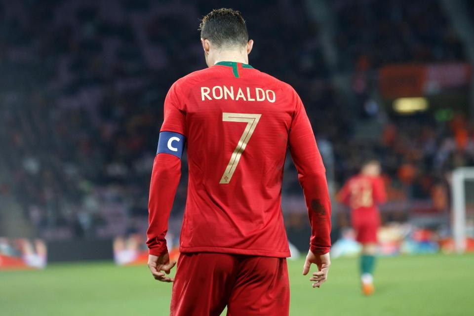 Cristiano Ronaldo Absen Dari Skuat Timnas Portugal