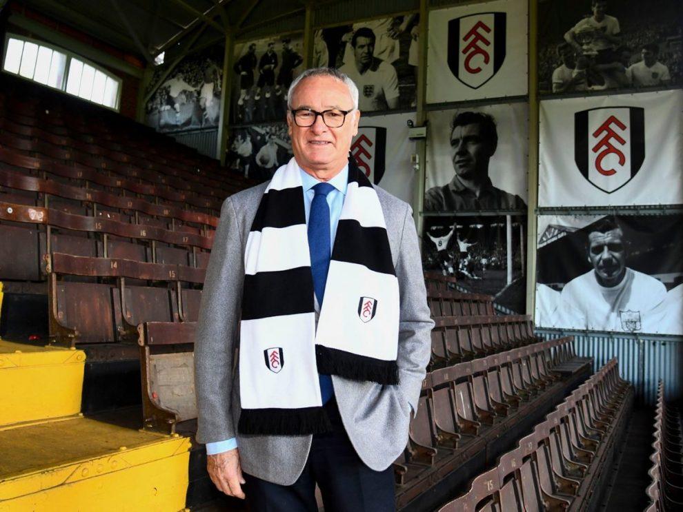 Claudio Ranieri Menjalani Sesi Latihan Bersama Fulham