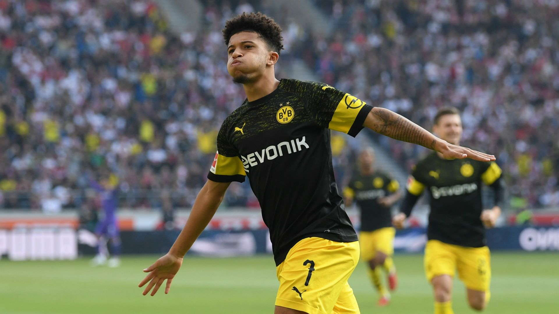 Salihamidzic : Jadon Sancho Adalah Target Bayern