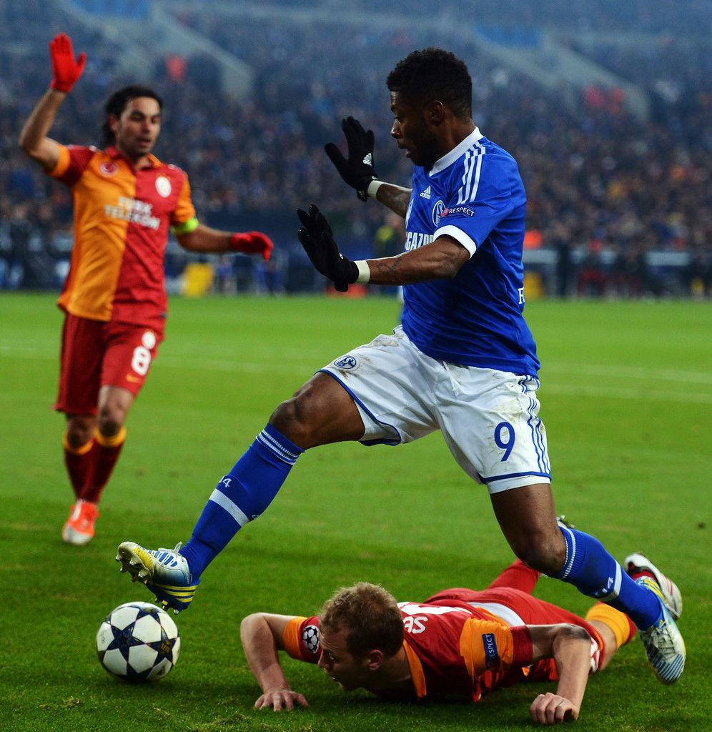 Galatasaray Ditahan Imbang Oleh Schalke Pada Laga UCL