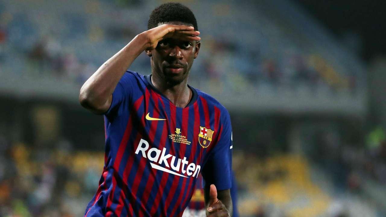 Ousmane Dembele Meminta Tinggalkan Barcelona