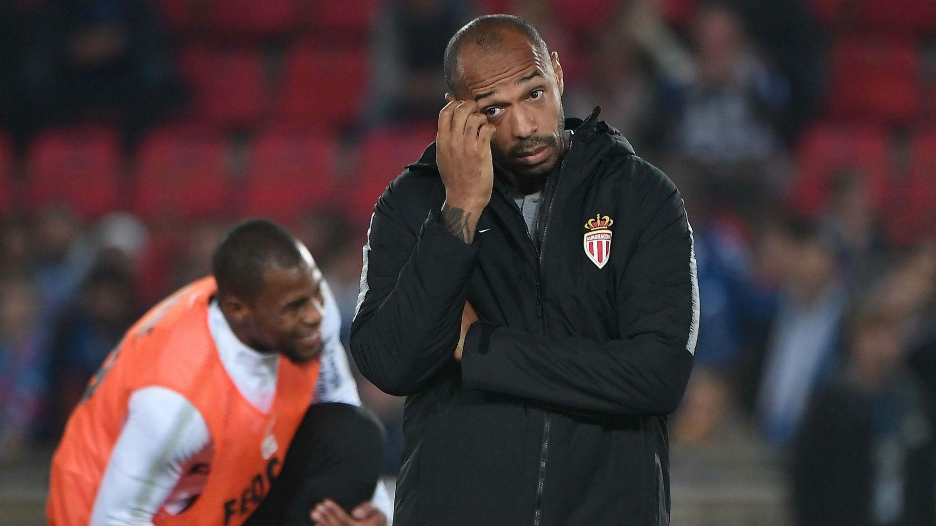 Thierry Henry Akan Senang Jika Mbappe Ada di AS Monaco