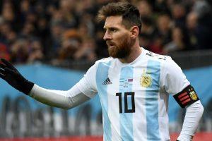 Scaloni Akan Melakukan Pembicaraan Dengan Messi