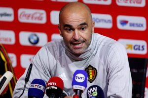 Roberto Martinez : Pertahanan Belgia Sangat Buruk
