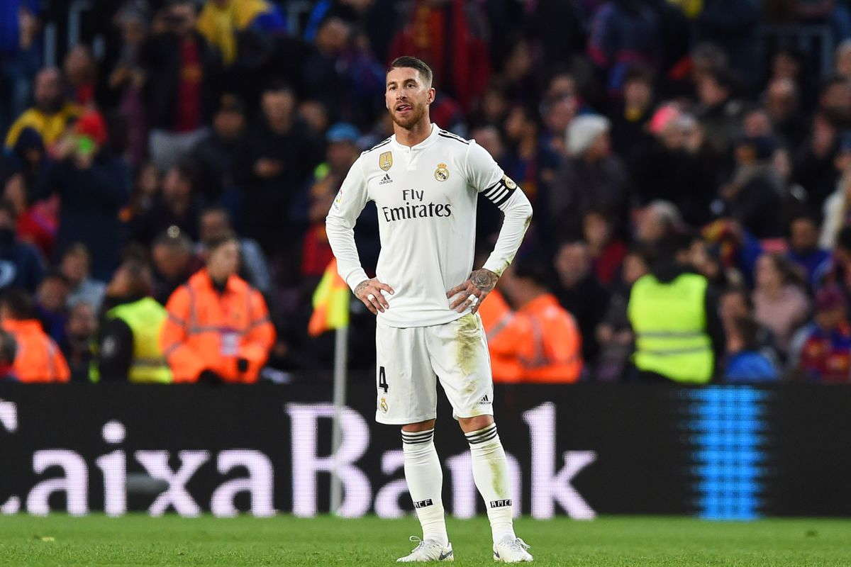 Sergio Ramos : Kami Belum Diperforma Terbaik