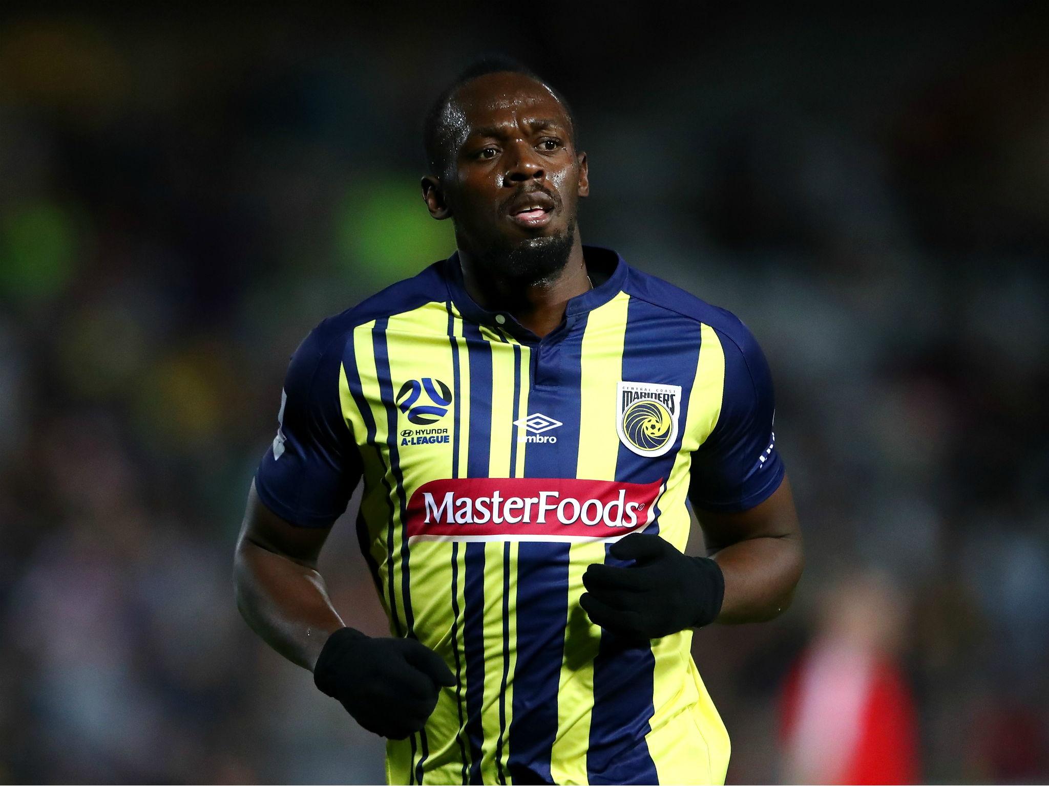 Bolt Ingin Kejar Impiannya Menjadi Pemain Sepak Bola