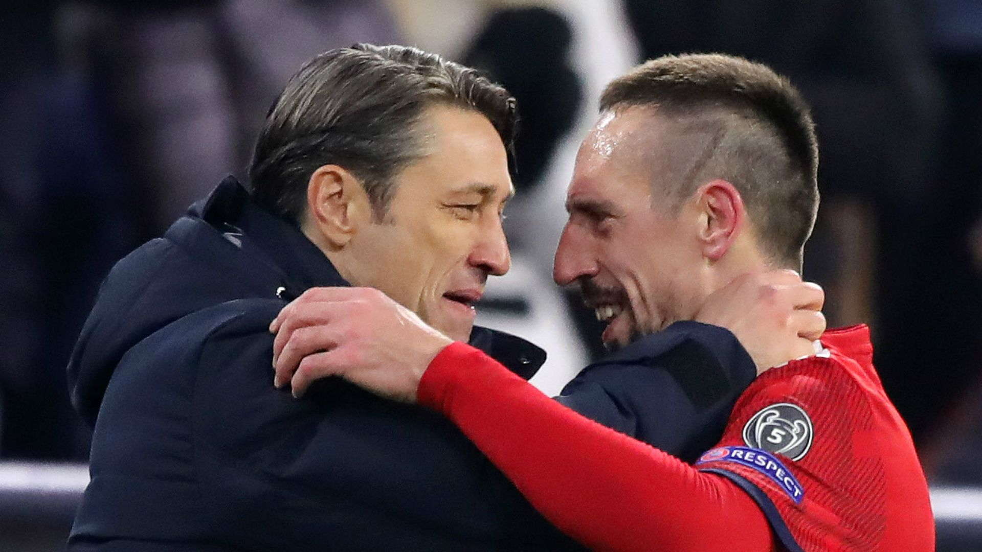 Niko Kovac : Ribery Layak Cetak Gol
