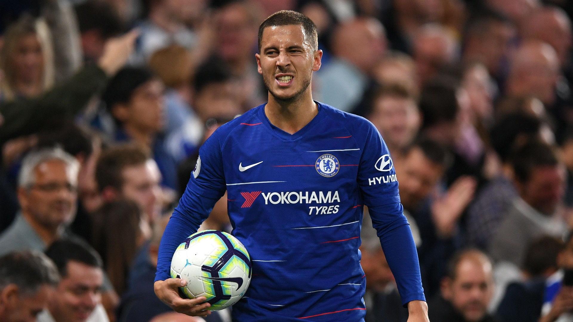 Eden Hazard Terpaksa Harus Absen Pada Liga Europa