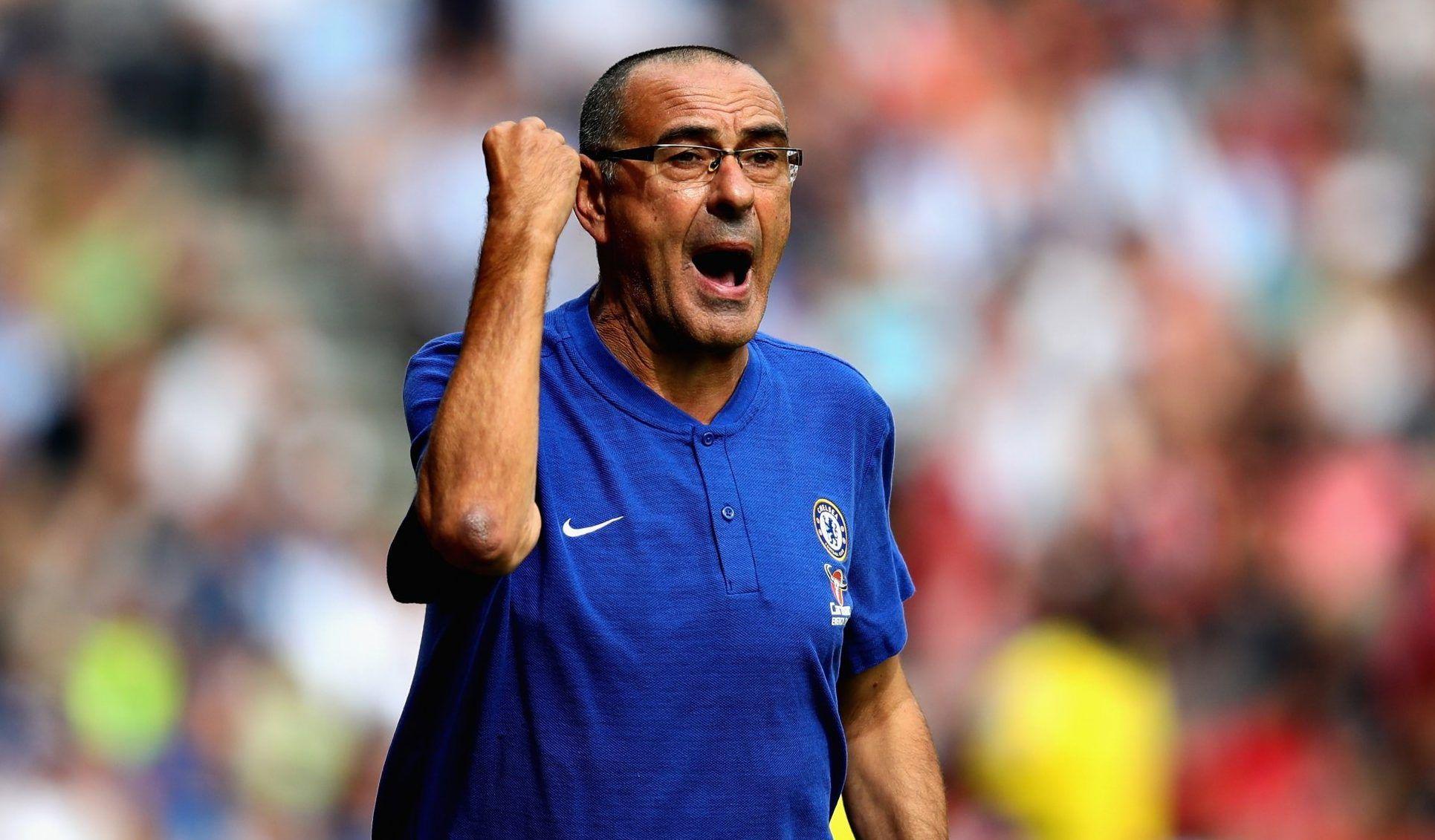 Maurizio Sarri Ingin Meningkatkan Pertahanan Chelsea