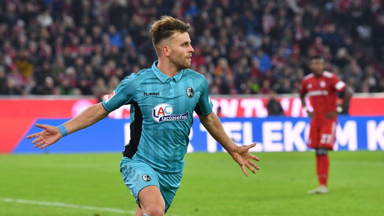 Freiburg Mengejutkan Juara Bertahan Bundesliga