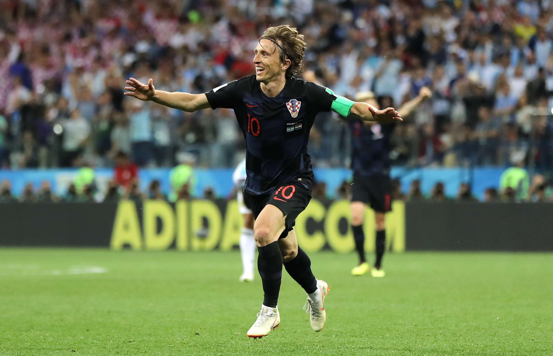 Modric : Ini Tahun Terbaik Saya Walau Tanpa Ballon D'Or