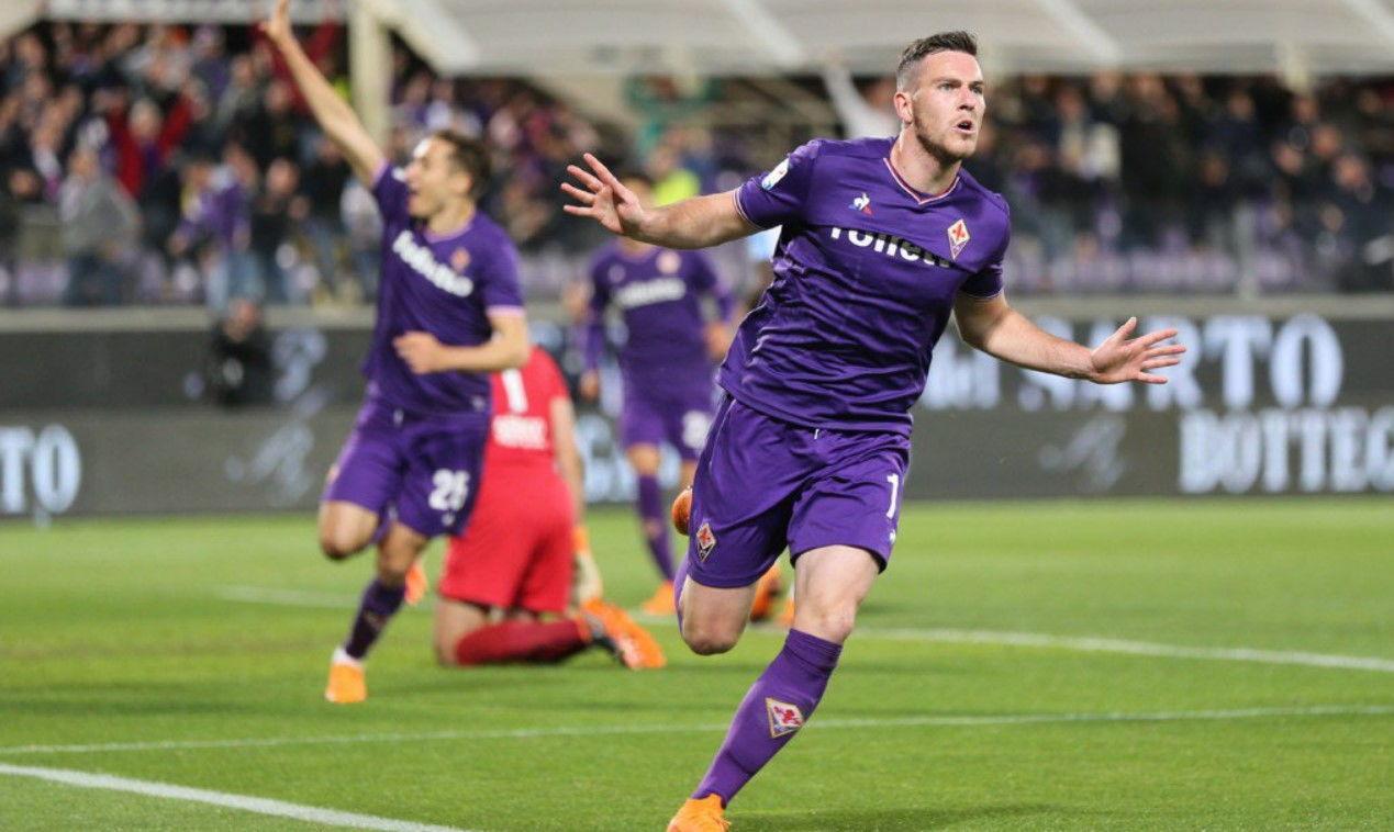 AS Roma Raih Hasil Imbang Saat Ke Markas Fiorentina