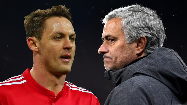 Kepercayaan Jose Mourinho Pada Matic Dipertanyakan