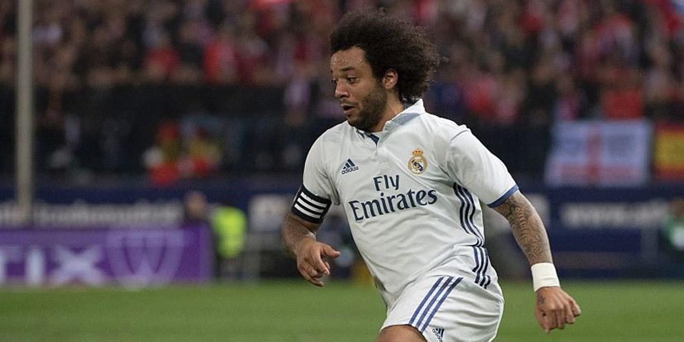 Real Madrid Sudah Punya Nama Untuk Menggantikan Marcelo